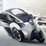  ( Toyota EV I Road )