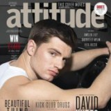 David Witts @ Attitude UK May 2013
