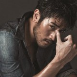 Godfrey Gao @ ELLE Men China May 2013