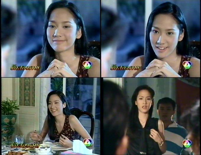 ผลงานละคร อั้ม พัชราภา ไชยเชื้อ ( ปี 2540-ปี 2556 ) : รักสองภพ