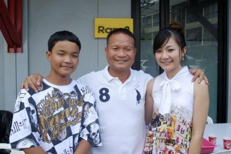 เปิดภาพครอบครัวหม่ำ จ๊กมก ลูกสาวสวยเชียว :