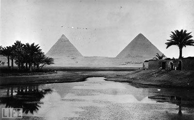 อียิปต์ของขวัญจากแม่น้ำไนล์ :