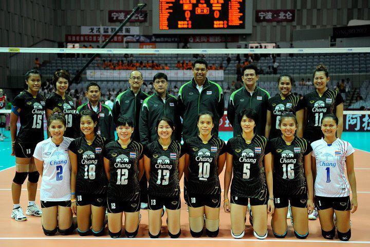 ตารางการแข่งขันวอลเล่ย์บอลหญิงชิงแชมป์เอเชีย 2013 :