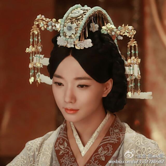 ตำนานจักรพรรดินีเว่ยจื่อฟู่ -《大汉贤后卫子夫》 Empress Wei Chu Fu -2013 part21 :