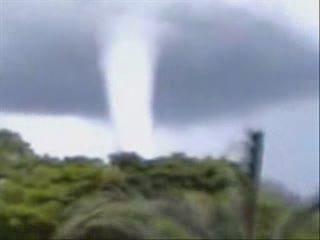 พายุทอนาโด ถล่มเมือง :