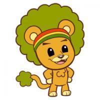 ตัวการ์ตูนน่ารักจากเฟสบุค : สิงโต