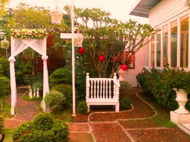 บ้านต้นเค้ก บางแสน บนถนนเลี่ยงเมืองบางแสน :