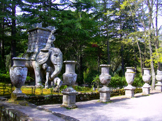 สวนสัตว์ประหลาด ลาซิโอ
