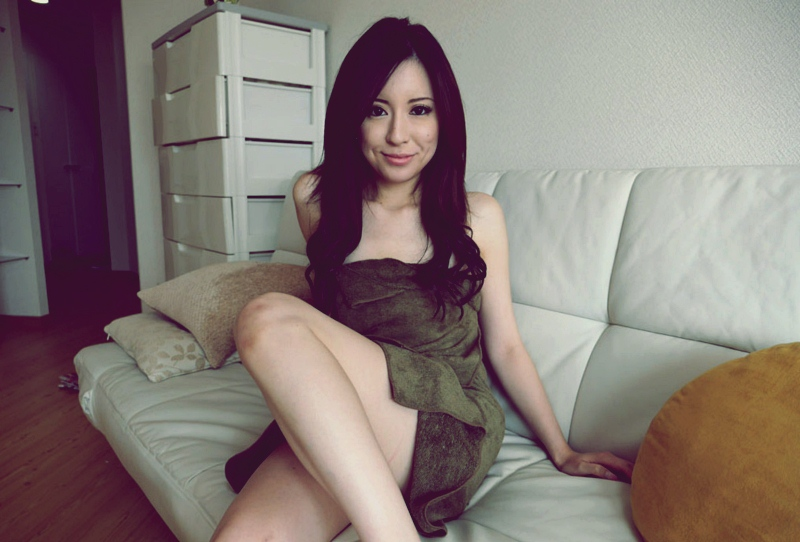 кореяночка зрелая